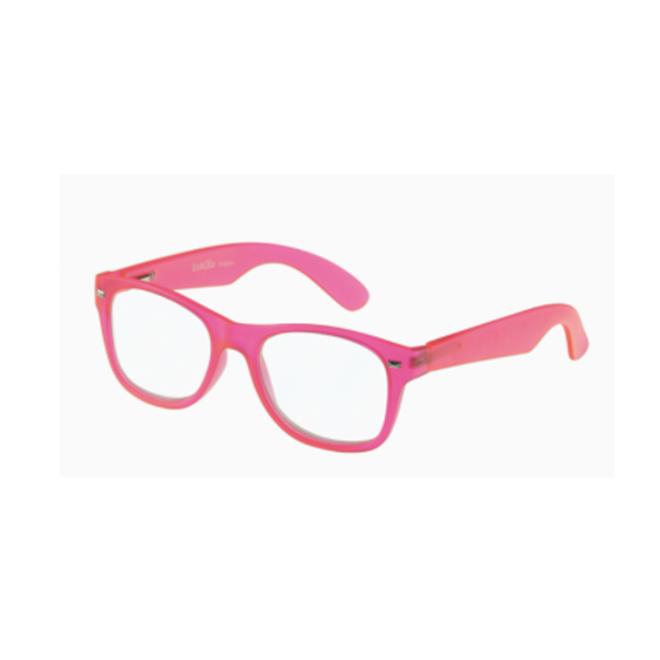 leesbril_lookofar_LE0165A_zij_fluor_roze_leesbrilleneexpert